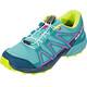 Salomon Junior Speedcross Shoes ceramic/reflecting pond/lime punch